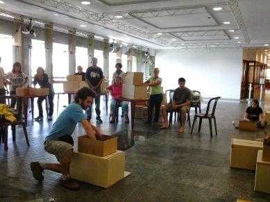 """Minicurso """"Construção e uso de Forno Solar de Baixo Custo"""" SESC Piracicaba"""